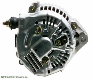 Alternator Fits Toyota Supra & Lexus SC300 Beck Arnley Premium Reman   186-0791