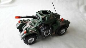 Chap Mei Soldier Force Military Action Armoured Car Spares Repair Custom