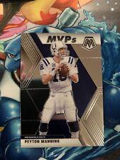 2020 Mosaic Peyton Manning MVP Insert