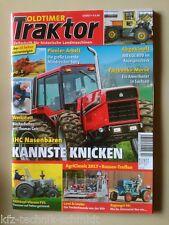 Oldtimer Traktor 07/2017 - Oldtimer Zeitschrift