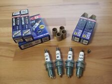 4x 2.3 Land Rover Carburateur 88,90,109,110 = Brisk YS Silver UPGRADE BOUGIES