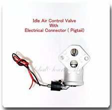Idle Air Control Valve w/Pigtail Connector AC463 For Ford E150 E250 F150 V6 4.2L