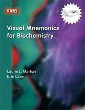Visual Mnemonics for Biochemistry, Laurie L. Marbas, Erin Case, Good Book