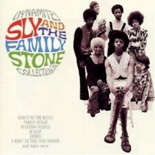 SLY & THE FAMILY STONE - DYNAMITE! THE COLLECTION  CD+++22 TRACKS+++++ NEU