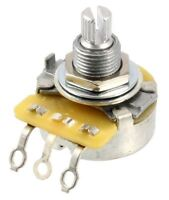 CTS Left-Handed 250K Split Shaft Audio Potentiometer for Electric Guitars