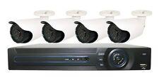 Enxun 4CH AHR KIT 720P HDMI 720P AHD Camera High-Definition Kit MVR-HK472