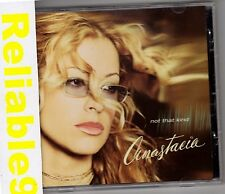 Anastacia - Not that kind Enhance CD Bonus interview+video clip - 2000 Sony AUS