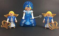 playmobil Angel Figures custom toys play Sealed Exclusive Klicky Accessories Bid