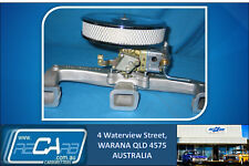 Holden 6cly Red Motor - New Holley 350 Carburettor + Manifold + Filter Kit