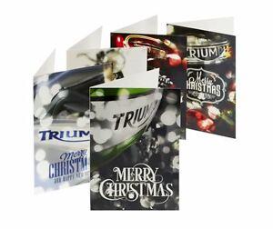 *Sale Items* Triumph Christmas Greeting Card Set