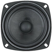 "NEW 4"" Midrange Speaker.Vocal Voice Home Audio.4ohm.Pincushion.Woofer.4inch."