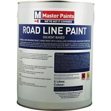 5 LITRE ROAD LINE MARKING PAINT YELLOW