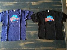 2x Planet Hollywood Bali&Singapore Shirt T-Shirt Sweater blau&schwarz Gr. L-XL