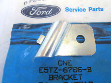 E5TZ-6786-B  FORD F250 F350 6.9  7.3 L DIESEL TUBE OIL LEVEL INDICATOR BRACKET