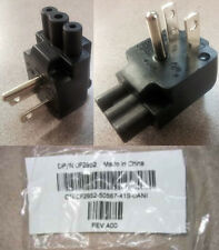 Lot10 Genuine DELL AC cord/cable/wire ADAPTER for 3pin power supply CN,P/N0F2952