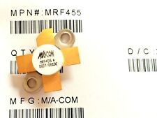 MRF455 RF POWER TRANSISTOR NPN