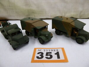 1:72 SCALE WW2 BRITISH TRUCKS