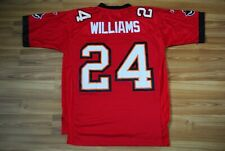REEBOK CADILLAC WILLIAMS TAMPA BAY BUCCANEERS STITCHED NFL FOOTBALL JERSEY LARGE