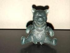 Winnie the Pooh Bowl Hanger - Nabisco Premium (1964)  Dark Blue plastic