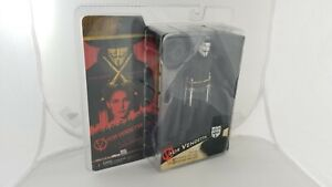 V for Vendetta figure with Guy Fox Mask by NECA