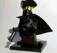 Lego Minifigures Series 17 - #16 (MYSTERY FIGURE) HIGHWAYMAN - (Bagged) 71018