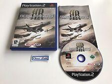 Rebel Raiders Operation Nighthawk - Sony PlayStation PS2 - FR - Avec Notice