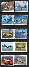 2005 #3916-25  .37c American Advances in Aviation 10 Canceled off piece