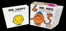 Mr. Men 40th Anniversary Box Set (mr. Men And Little Miss): By Roger Hargreaves