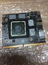 Apple Imac 27 A1312 Graphics Card ATI Radeon HD5670 512mb 109-B98557-00