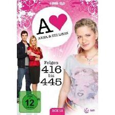 ANNA UND DIE LIEBE - BOX 15 (FOLGEN 416-445) 4 DVD NEU