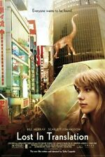 Lost In Translation Poster - Bill Murray - New 24X36