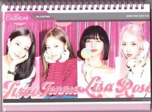 Black Pink Calendar 2021 & 2022 K-POP 04