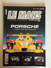 LE MANS RACING N°34 2006 PORSCHE L'AMBITION RETROUVEE