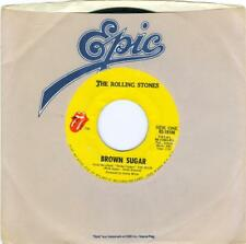 Rolling Stones BROWN SUGAR / BITCH Rolling Stones   19100 1971 45rpm