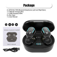New listing Bluetooth 5.0 Headset Wireless Stereo Headphones Earphone Earbuds With Mic