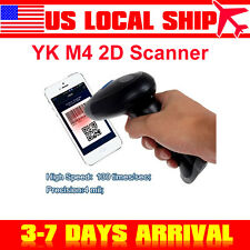 Yk M4 2D Qr Pdf Barcode Imager Symbol Screen Scanner Ean Postal Code Scan Reader