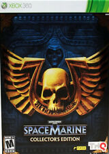 Warhammer 40,000: Space Marine Collector''s Edition Xbox 360 New Xbox 360, Xbox