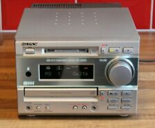 Sony DHC-MD373 CD / MiniDisc Hifi Compact Shelf Stereo