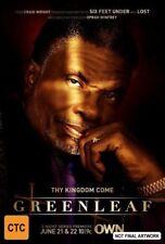 GREENLEAF Season One Oprah Winfreys DVD R4 PAL