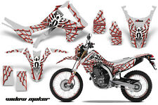 AMR Racing Honda CRF 250L Graphic Decal Number Plate Kit Sticker Part 13-15 WK W