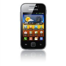 Samsung Galaxy Y S5369 Metallic Gray Smartphone Gebrauchtware akzeptabel