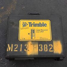 Case Trimble Spectra  Laser Receiver LR21 (no Tool Included)