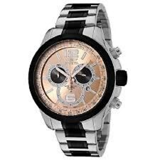 Invicta Men's 0079 II Collection Chronograph Two-Tone Stainless Steel Watch