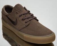Nike SB Zoom Janoski RM Men's Ironstone Brown Skate Lifestyle Sneakers Shoes
