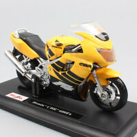 1:18 scale Maisto Honda CBR 600F4 Hurricane bike diecast motorcycle toy model