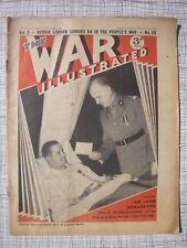 The War Illustrated # 59 (Portugal, Blitz, London, Sikorski, Poland, Warsaw WW2)
