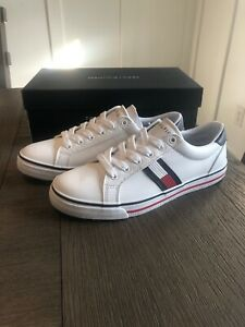 White Tommy Hilfiger Women's shoes Sz 6.5