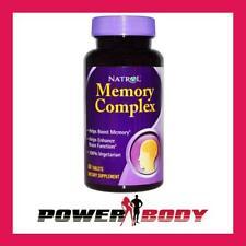 Natrol-complejo de memoria - 60 Tabletas