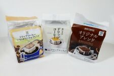 Other Coffee Home & Garden Seven-eleven Japanese 7-11 Exclusive Instant Drip Coffee Original Blend Japan
