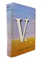 Thomas Pynchon V. 1st Edition 1st Printing